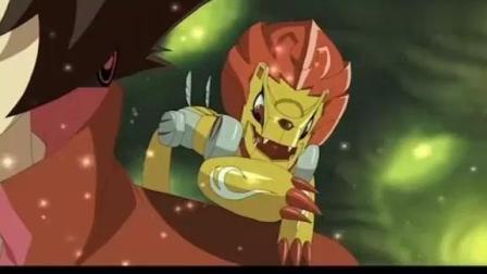 神魄: 左木和黄道巨蟹建立了联系, 有了自己的第二个神魄