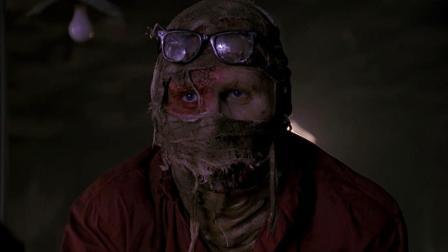 三分钟看完《变形黑侠》,小伙脸部被烧伤每天给自己做一张新脸