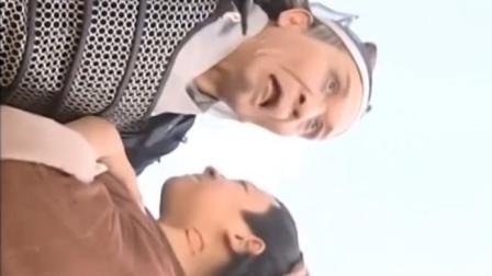 倚天屠龙记:韦蝠王抓到张无忌,吸了张无忌的血,他说自己死定了