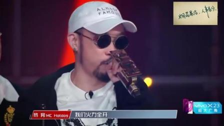 这才是真正的吴亦凡, 竟然现场freestyle怼热狗, 太牛了