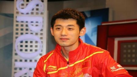 张继科吐槽刘国梁: 刘指导那个胖子, 我让他8球他都赢不了我!