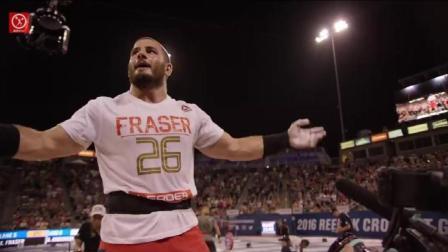 Crossfit世界最强体能大赛历年精彩瞬间, 让白斩鸡为之汗颜!