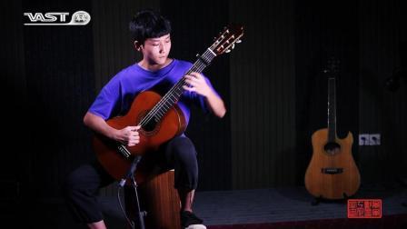 古典吉他独奏《鲸》by 欧阳腾达