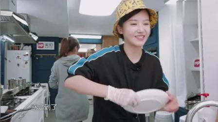 《中餐厅2》迎全世界洗碗最干净的女生! 杨子姗