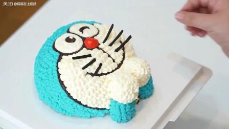 卡通蛋糕制作