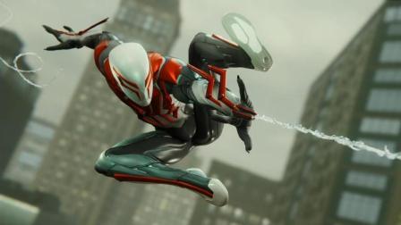【QL】《漫威蜘蛛侠》PS4中文剧情流程18-精钢蜘蛛侠大战犀牛毒蝎人