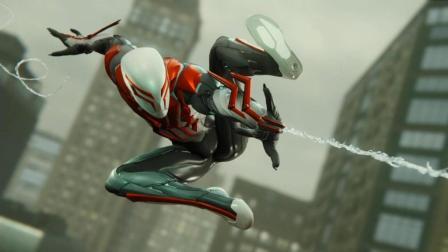 【QL】《漫威蜘蛛侠》PS4中文剧情流程20-英雄? 还是伟人? (已完结)