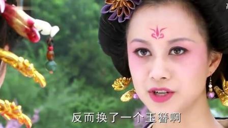 陶婕妤到底是谁? 头上的玉簪和皇后曾经送给姐姐的一模一样!