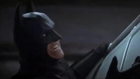 真假蝙蝠侠大战狡诈恶徒, 谁才是真正的黑暗骑士