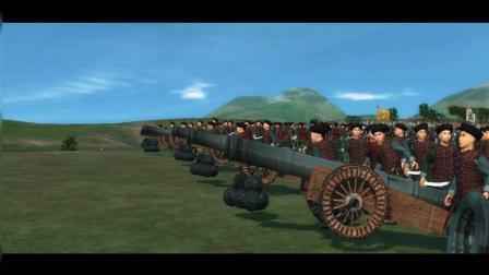 全面战争纪录片: 乌兰布通之战 清朝VS准格尔大战