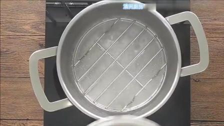 自制冰皮月饼做法, 只教饼皮制作, 内馅根据自己口味自定
