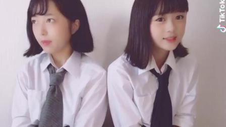 【日本抖音】日本双胞胎姐妹对比 你更喜欢哪个?