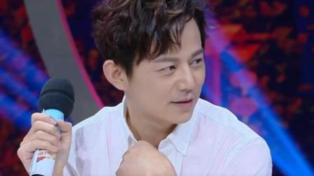 谁是卧底, 用四个字来形容何炅, 王俊凯犹豫不定一直在跟票