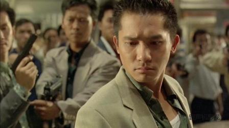 辣手神探: 梁朝伟面临抉择, 最终在仓库杀了海叔