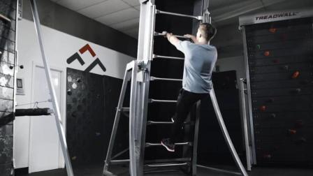 这梯子明明只有9阶, 却怎么都爬不到头, 怎么实现的?