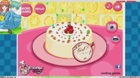 【蛋糕】: 香蕉奶酪蛋糕