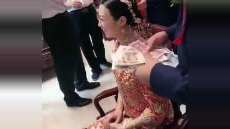 新娘还没进门就给婆婆脸色, 这新娘不简单!