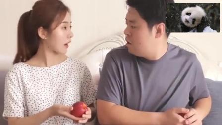 你吃桃吗? 不吃我抢了