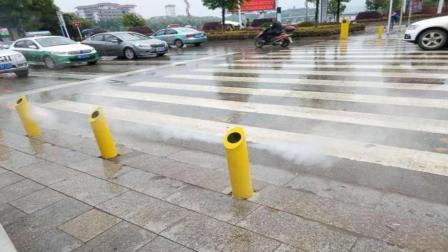 十字路口新发明, 专治闯红灯, 你想试一下么?