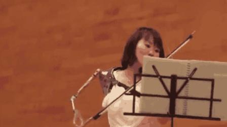紫桐传媒 第一季 有何理由不努力! 女子义肢拉小提琴看哭网友