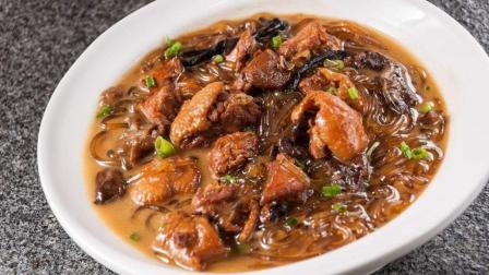 小鸡炖蘑菇好吃不会做, 老刘手把手教你做, 看完你也会!
