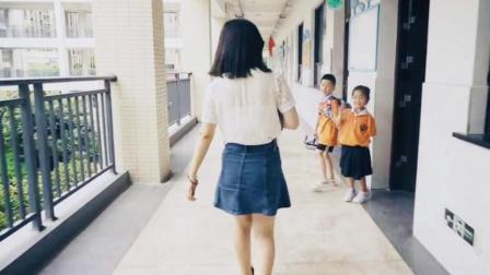 实拍新上岗的年轻教师: 第一次当老师, 但陪伴却是一辈子