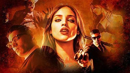 老烟斗看电影 第一季:一部荒诞搞怪的丧尸电影美女被挟持后竟想和犯人浪迹天涯