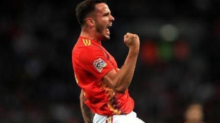 换帅如换刀: 西班牙2比1逆转英格兰! 英格兰70年没有在温布利先进球被逆转