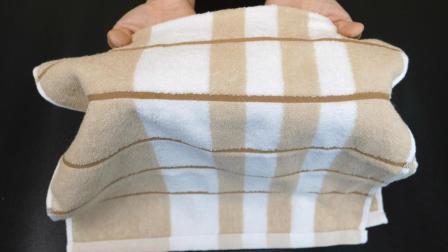 再脏的毛巾, 只要加点它洗一洗, 立马和新的一样舒适柔软, 太棒了