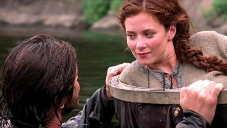 小伙回到600年前, 对少女一见钟情, 为她留在了战乱年代! 速看科幻电影《重返中世纪》