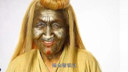 74岁的她出演《狄仁杰之四大天王》鬼夜, 却意外