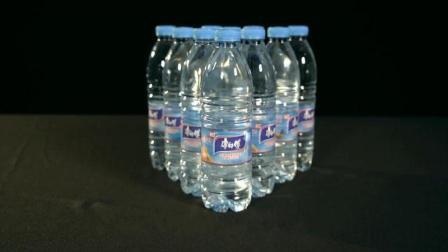 实测: 身为一瓶水, 要担起啥样的责任?