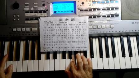 (ー壶老酒): 电子琴演奏: 纯音乐