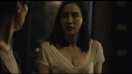 王智雨中淋湿白色上衣, 这一幕终生难忘