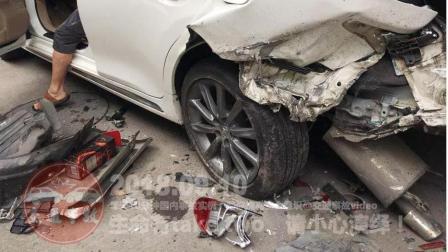 交通事故合集20180910: 每天10分钟车祸实例, 助你提高安全意识