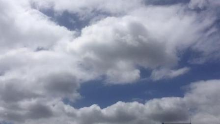 秋天的云--延时摄影