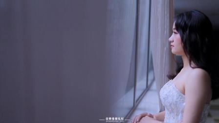 下雨天拍的婚礼吴争睿&滑东平/光阴GOOD拍摄