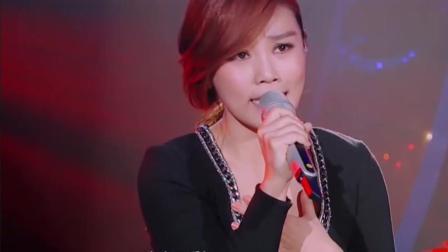 李佳薇演唱《煎熬》猛飚高音, 秒杀所有翻唱