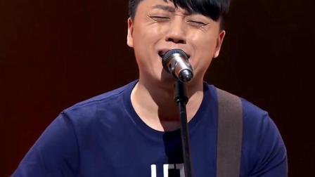 他在好声音把这首歌唱红了, 导师都听得差点哭了