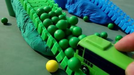 挖土机表演大全148 汽车玩具视频 汽车玩具视频动画片