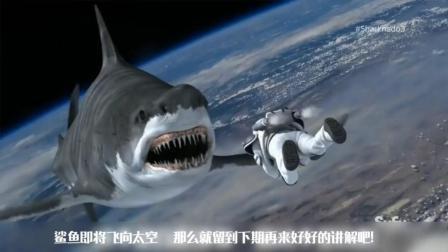 5分钟看美国神剧《鲨卷风》鲨鱼会飞那都不是事