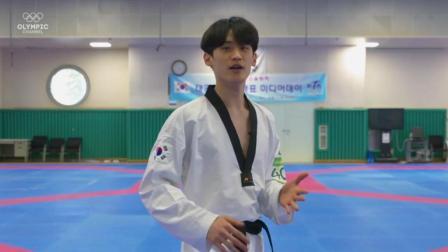 跆拳道奥运会冠军比赛经验分享