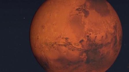 火星亿年前拥有大量水资源 科学家 或孕育出高级