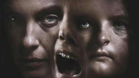 把shi都吓出来的恐怖电影, 好尸八分钟带你看完【遗传厄运】
