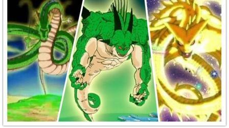 龙珠的三大神龙实力分别达到的三种境界
