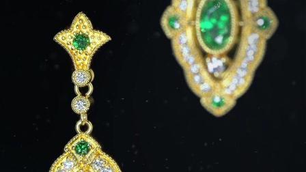 一尔珠宝 产品视觉表现