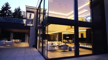 超大的花园别墅, 豪华的装饰和设施完美享受生活