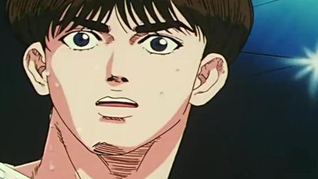 """灌篮高手: """"超级新星""""流川枫+""""篮板王""""樱木花道=翔阳的恐惧"""