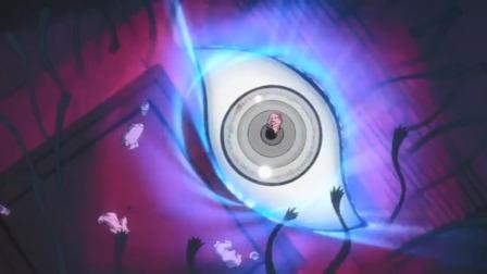 钢炼:这巨大的眼球真恐怖,一旁的黑色触手诡异的吓人