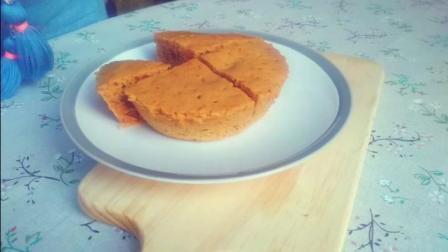 不用打发蛋白的超简单微波炉蛋糕